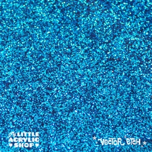 Blue Premium Glitter