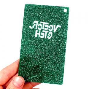 Green Premium Glitter