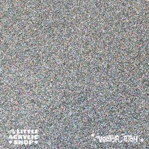 Light Confetti Premium Glitter