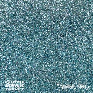 Ocean Blue Premium Glitter
