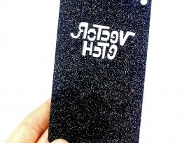 Holographic Black Premium Glitter