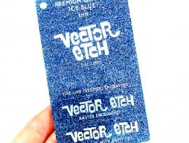Ice Blue Premium Glitter