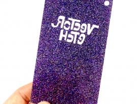 Space Purple Premium Glitter