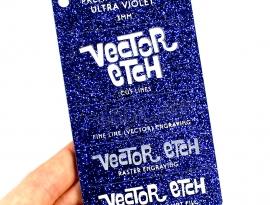 Ultra Violet Premium Glitter