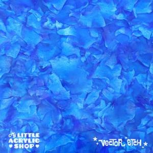 Dark Blue Mineral