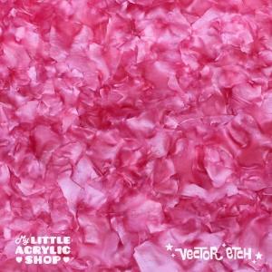 Dark Pink Mineral