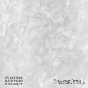 White Mineral