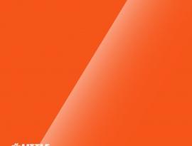 Orange Mirror Acrylic