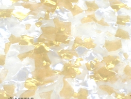 Golden Pearl Pattern Foil