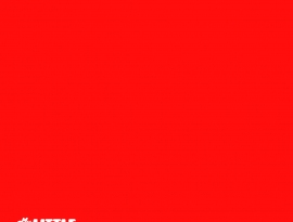 Neon Red Solid Acrylic