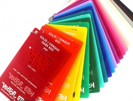 Solid Acrylic Samples