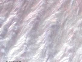 Lavender Sparkle Swirls Close Up