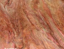 Mars Sparkle Swirls Close Up