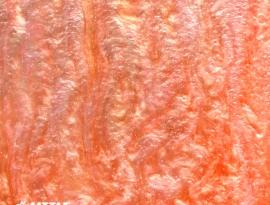 Tangerine Sparkle Swirls