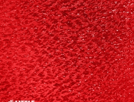Red Fabric Specialty Acrylic