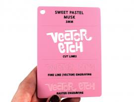 Musk Sweet Pastel
