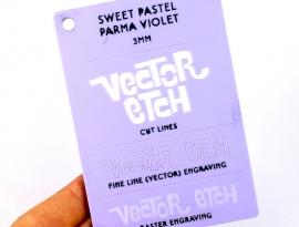Parma Violet Sweet Pastel