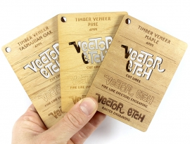 Timber Veneer Samples