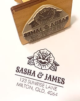 Stamp Sample Coming Soon